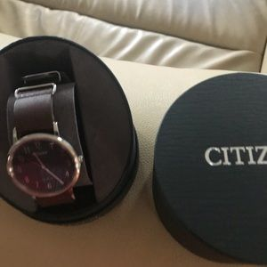 Citizen Accessories - Citizen Men's Eco-Drive Quartz Stainless new watch